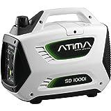 Atima Inverter Generator 1000W Quiet Portable 4-Stroke Petrol SD1000i