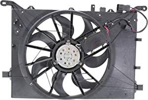 Cooling Fan Assembly Compatible with VOLVO S60/V70 2001-2003