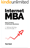 Internet MBA: How To Start A Software Business (Without Writing A Line Of Code)