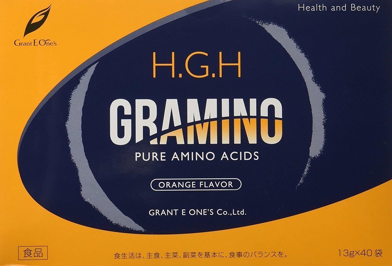 H.G.H GRAMINO (エイチジーエイチグラミノ)アミノ酸 B009CJAOLU
