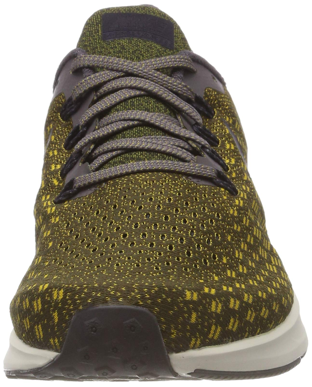 NIKE Men's Air Zoom Pegasus 35 Running Shoes (6, Olive) by Nike (Image #4)
