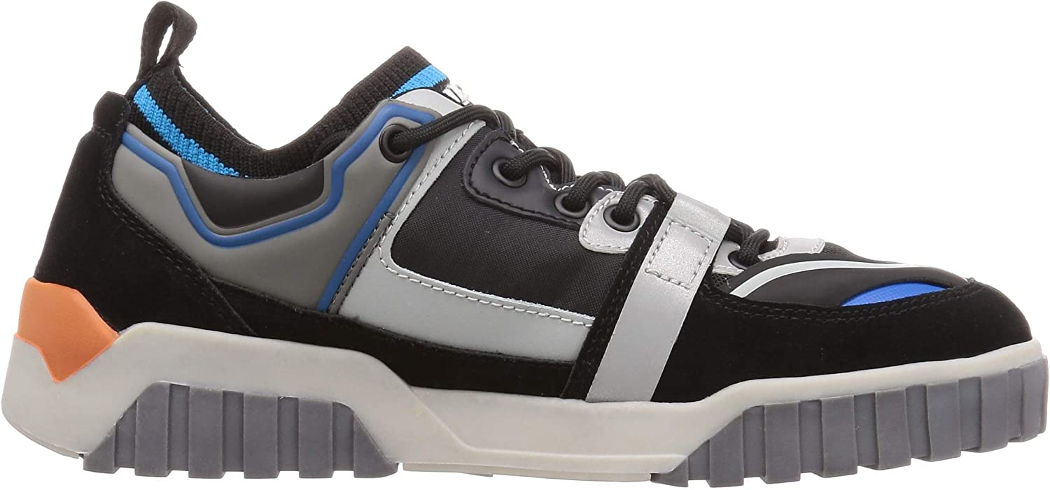 Diesel Mens Le S-RUA Sl Low-Sneakers