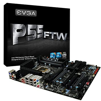 EVGA P55 V Intel LAN Drivers Windows XP