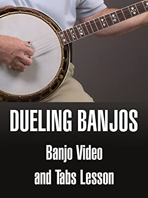 dueling banjos banjo video tabs lesson geoff hohwald. Black Bedroom Furniture Sets. Home Design Ideas