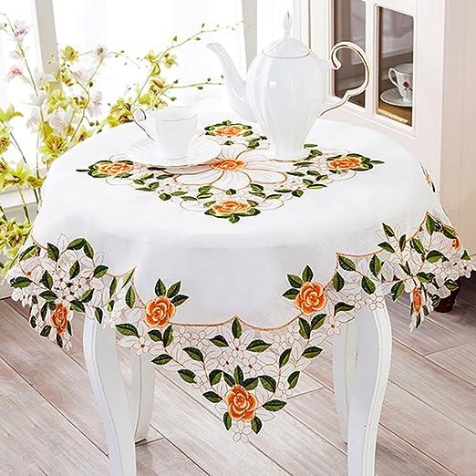 equipo cubierta toalla con bordado/ mantel/Paño de jardín mesa de ...
