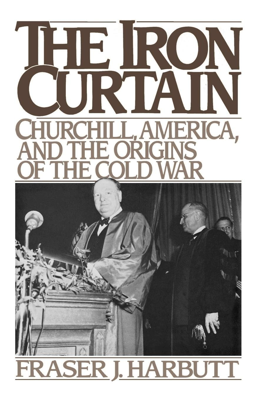 The Iron Curtain is what the origins of the Cold War are 44