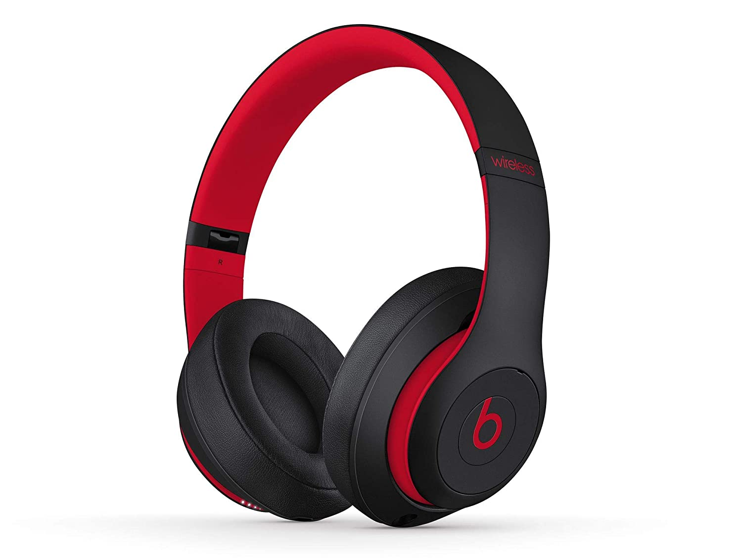 Auriculares cerrados Beats Studio3 Wireless - The Beats Decade Collection - Rojo y negro: Apple: Amazon.es