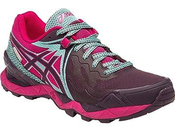 ASICS GEL-FUJIENDURANCE PLASMAGUARD Women's Running Shoes (T690N-3319)  (Eggplant /