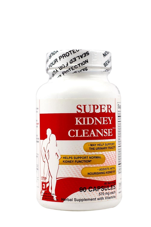 Super Kidney Cleanse Side Effects Kids
