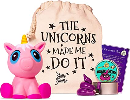 Unicorn Putty Poop Stress Kit