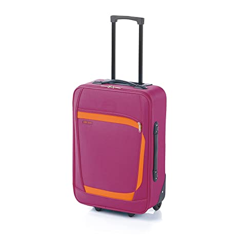 JOHN TRAVEL PLAY MALETA GRANDE 4R - Fucsia