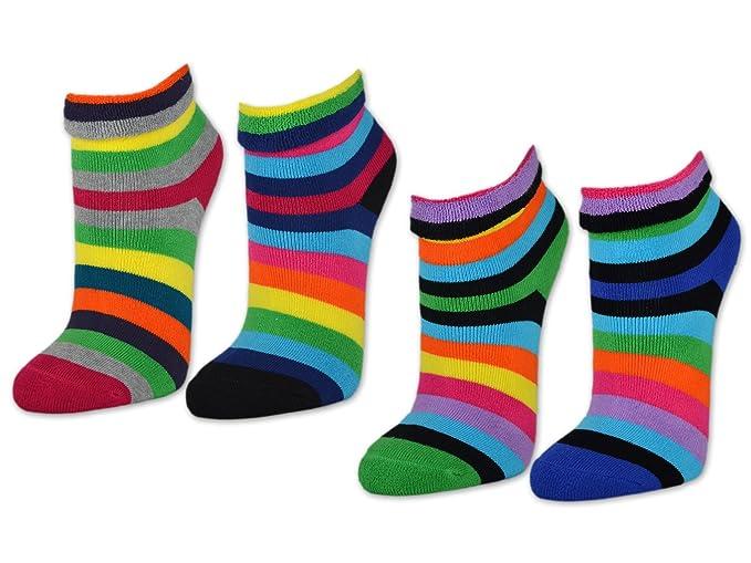 sockenkauf24 12790 - Calcetines térmicos para mujer, 2, 4 o 6 pares, interior de rizo, calcetines multicolor, calcetines para mujer: Amazon.es: Ropa y ...