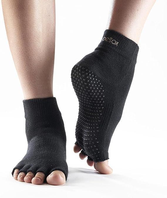 ToeSox Half Toe Ankle Socks