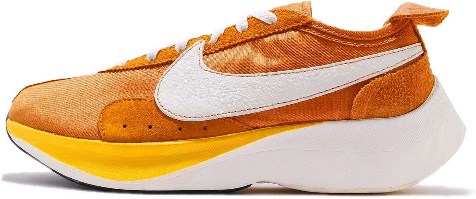 farmacia Superficie lunar Herméticamente  Amazon.com: Nike Moon Racer QS BV7779-800 Monarch/Sail/Amarillo -  Zapatillas de running para hombre, 14: Shoes