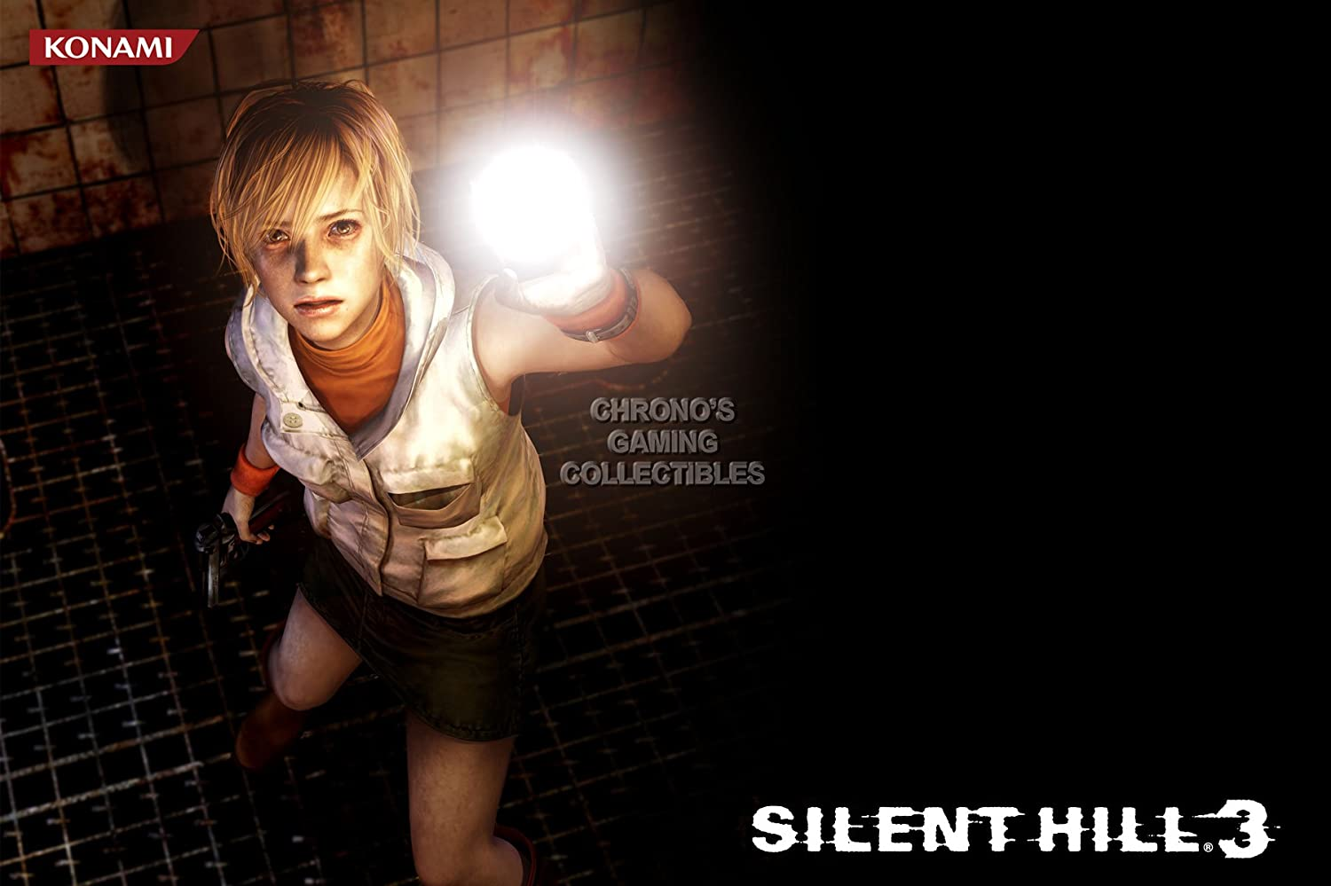 Amazon Com Primeposter Silent Hill 3 Poster Glossy Finish Made In Usa Oth232 24 X 36 61cm X 91 5cm Posters Prints