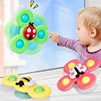 NARRIO Suction Cup Spinning Top Toy - Baby Gifts Idea