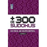 Mais de 300 Sudokus - Volume 5