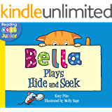 Bella Plays Hide and Seek: A Bella the Cat Book