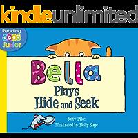 Bella Plays Hide and Seek: A Bella the Cat Book