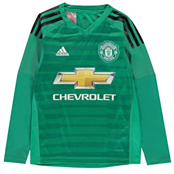 quality design 51cfd 1b663 Manchester United Home Kids Goalkeeper Jersey 2018/2019 - XL ...