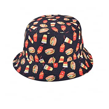 OULII Bucket Hat Sun Cap Beach For Birthday Gift Party Favors