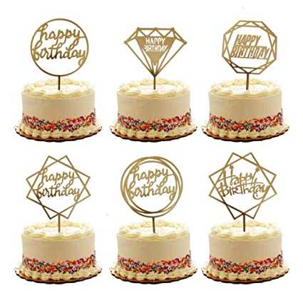Sensational Decorations Cake Toppers Cake Toppers Kitchen Dining Bar Cake Funny Birthday Cards Online Elaedamsfinfo