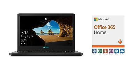 "ASUS VivoBook K570UD 15.6"" Laptop, Intel Core i7-8550U, GeForce GTX 1050"
