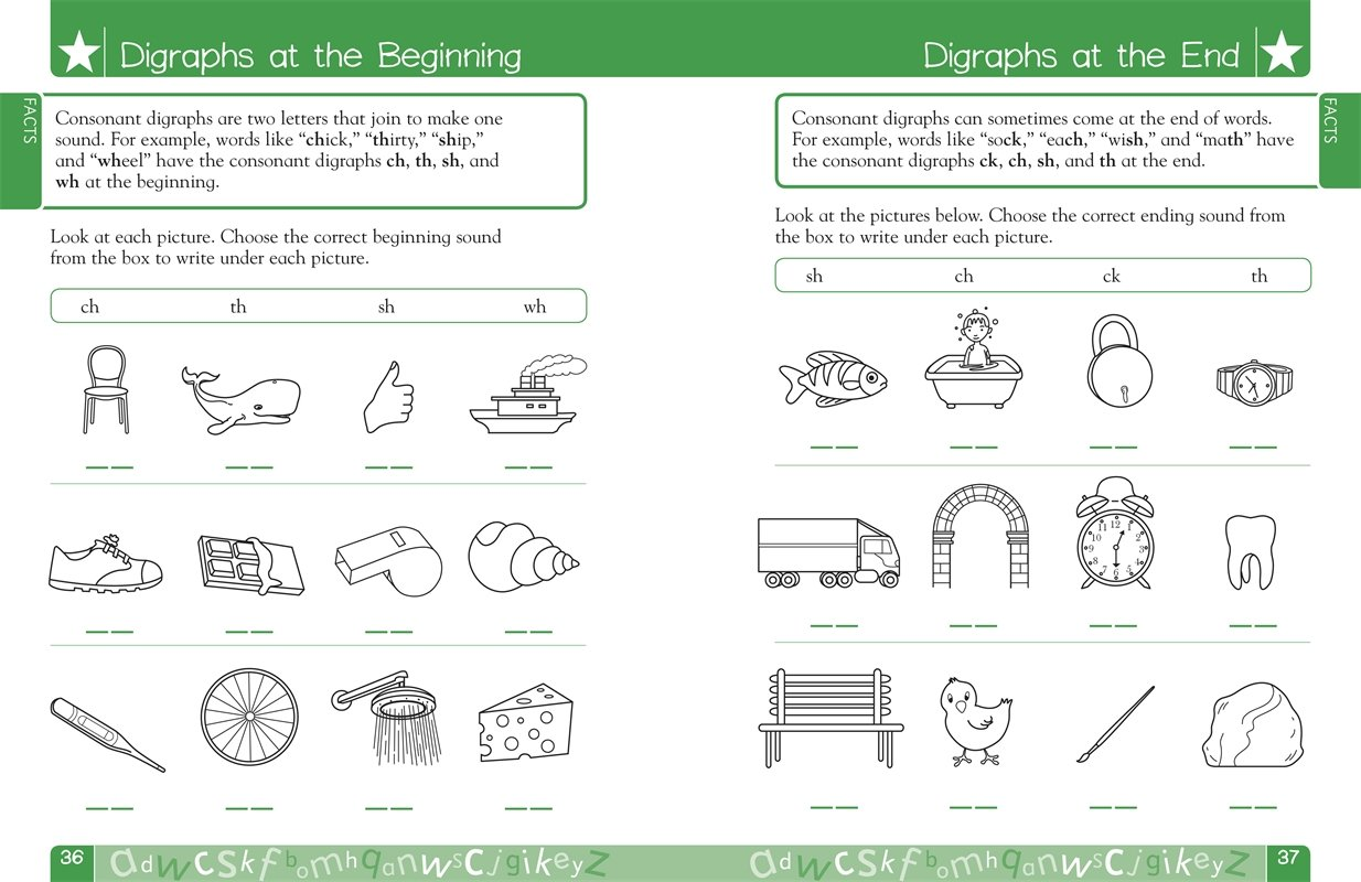 DK Workbooks: Spelling, First Grade: DK: 9781465429100: Amazon.com ...