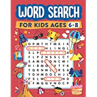 Word Search for Kids Ages 6-8: 100 Word Search Puzzles