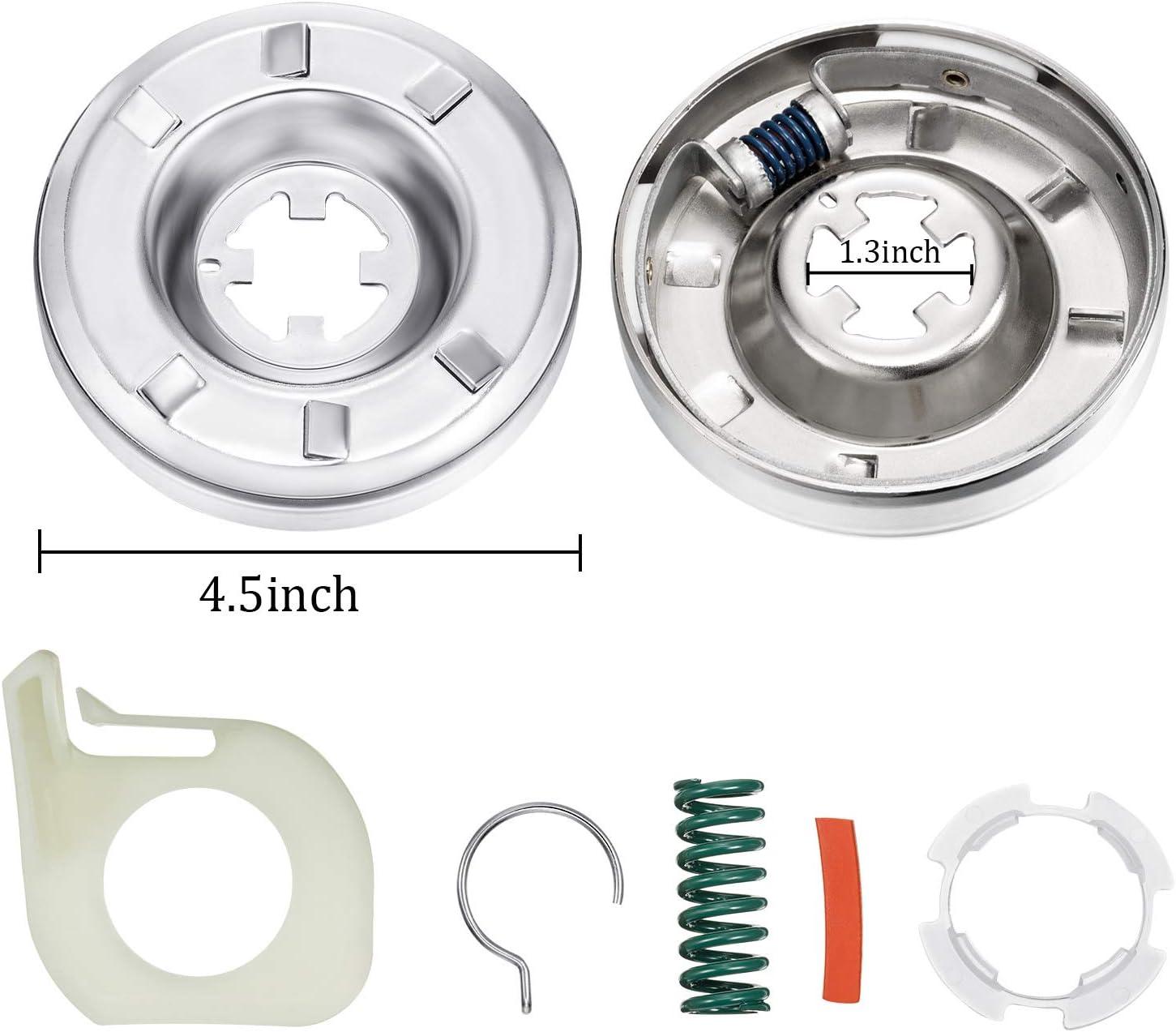 Laveuse pompe à disque Coupleur Whirlpool Kenmore machine à laver pièces d/'attelage