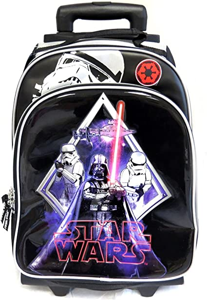 Star Wars Kinder Rucksack Trolley NEU