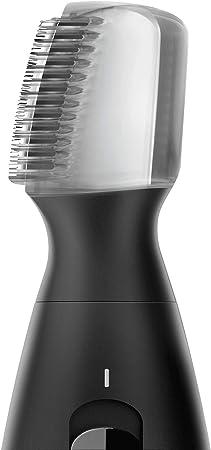 Braun PT 5010 - Recortadora de barba de precisión, color negro, pilas, 2015