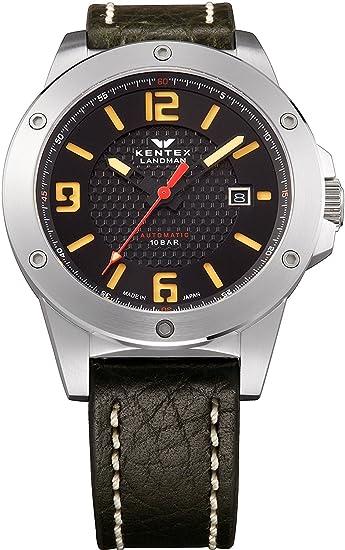 Kentex reloj tierra hombre aventura FECHA S763 X -04 hombre: Amazon.es: Relojes