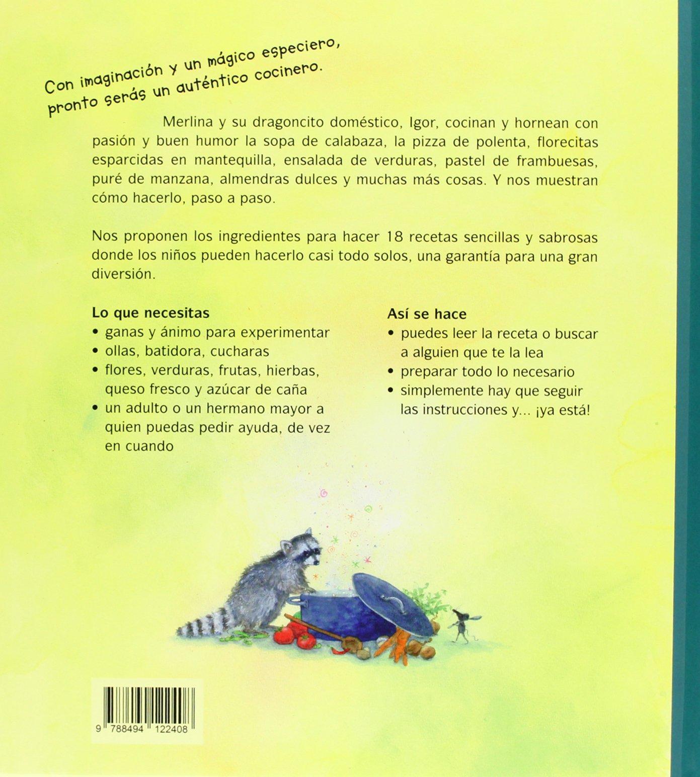 Cocinar es cosa de magia: Daniela Drescher: 9788494122408: Amazon.com: Books