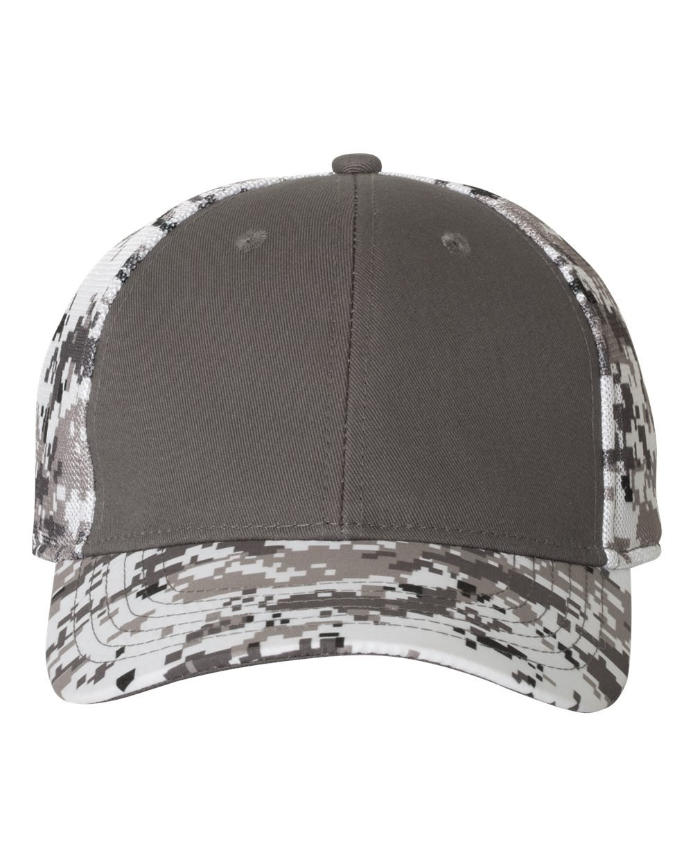 Outdoor Cap APPAREL ユニセックスアダルト B0711J3W5Z A|Charcoal/ White Charcoal/ White A