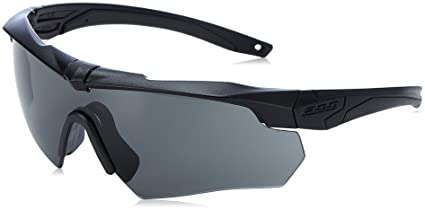 95ae2960b0ea Image Unavailable. Image not available for. Color: ESS Shooting Glasses  Crossbow Suppror 2X ...