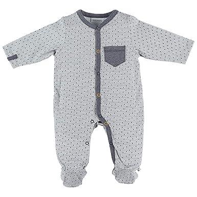 e7ae173402a27 Noukie s Noukies Z880136 Pyjama grenouillère en Jersey Bébé Garçon   Amazon.fr  Vêtements et accessoires