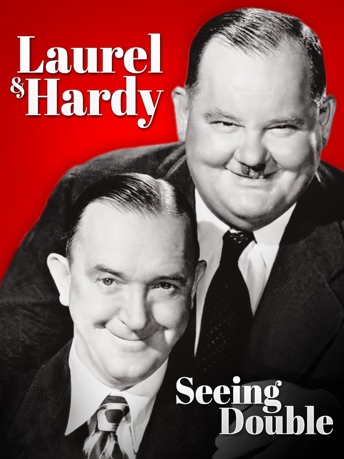 Amazon.com: Laurel & Hardy: Seeing Double: Stan Laurel, Oliver Hardy ...