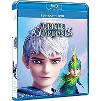 El Origen de los Guardianes [Blu-ray]