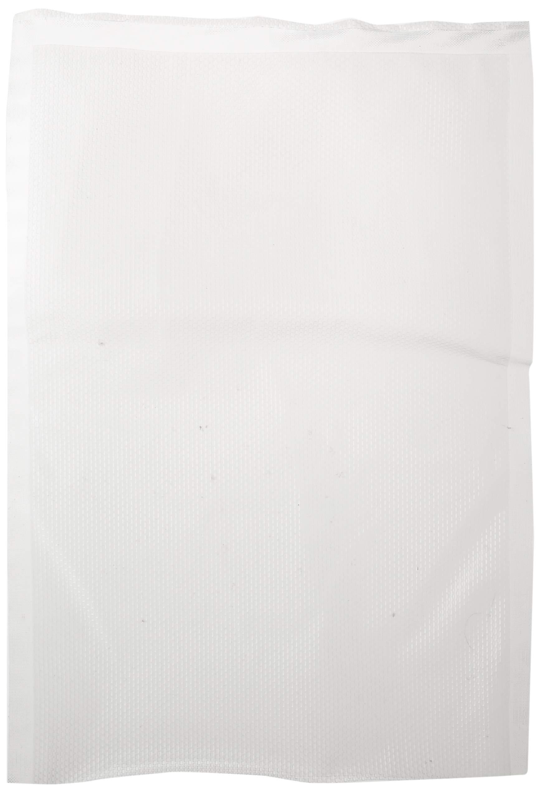 Weston Vacuum Sealer Bags, 8'' x 12'' (Quart), 66 count, Clear (30-0110-W), Pint Qty 8x12 by Weston