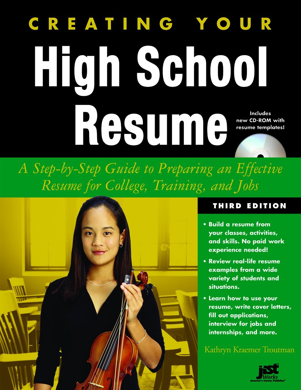 Creating Your High School Resume A Step By Step Guide To