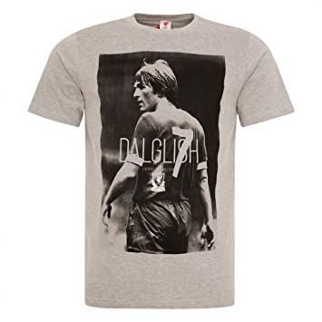 FC Liverpool Kenny Daglish Legend – Camiseta, gris