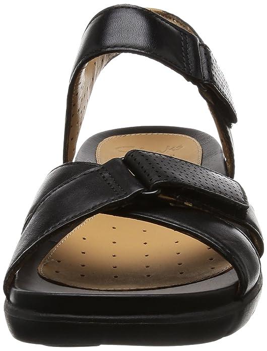 64ef6cf3abd Clarks Un Saffron Womens Casual Sandals  Amazon.co.uk  Shoes   Bags