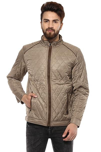 223c848b75e Mufti Men s Polyester Jacket (Khaki