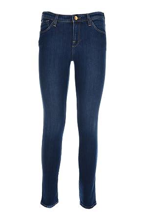 6aa2d7d8fdc Armani Jeans Dark Denim J28 5 Poches élastiquées Femme 3Y5J28