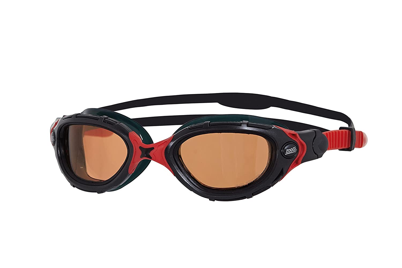 Smoke Zoggs Adults Predator Swim Goggles Black