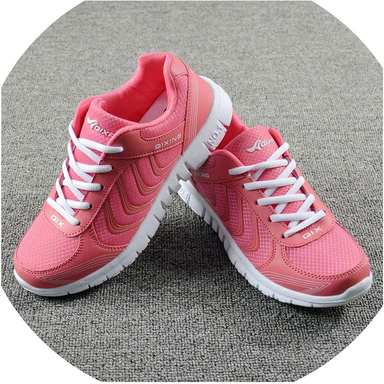 Pan house - Zapatillas de Running para Mujer (Transpirables), Rosa ...