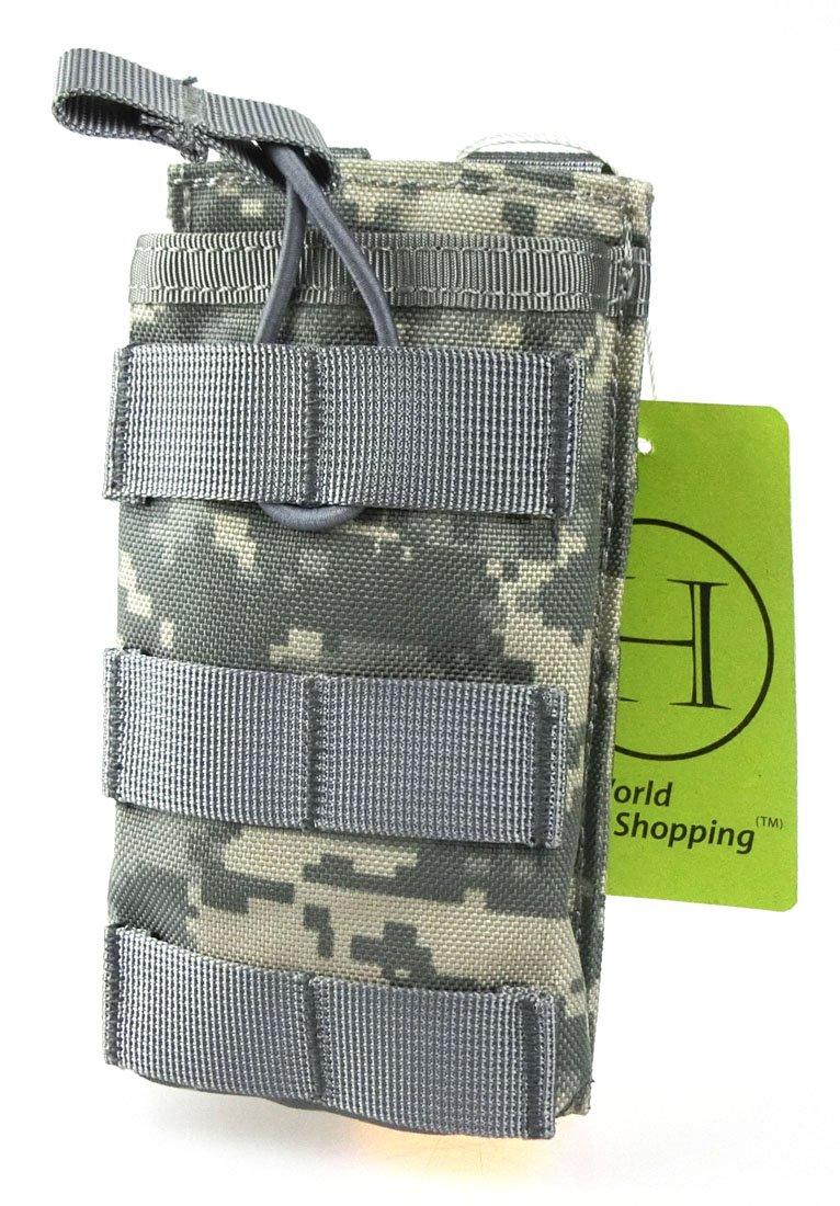 H World Shopping - Molle táctico M4 M16 AR15 Bolsa cargador ...