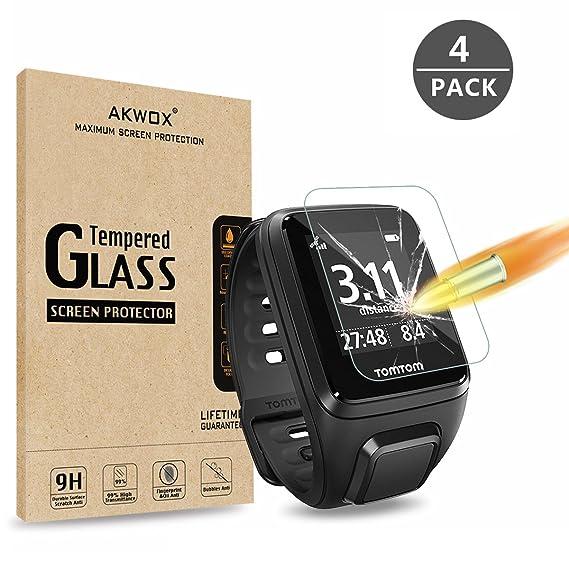 Amazon.com: [4 Pack] TomTom Spark Protector de visualización ...