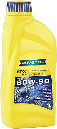Ravenol Getriebeoel Epx Sae 80w 90 Gl5 Auto